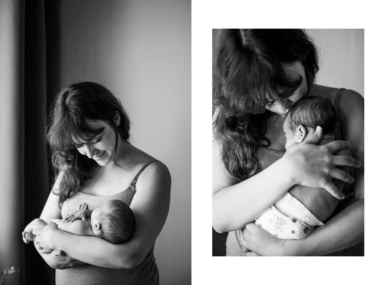 Äiti ja vauva, Siru Danielsson Photography