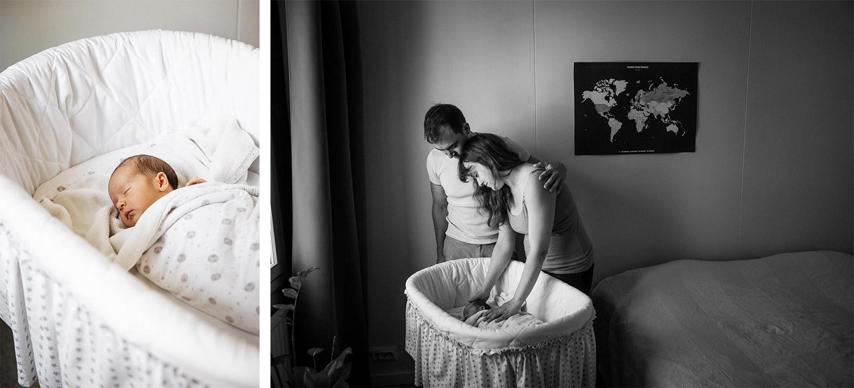 Newborn-kuvaus Helsinki, Siru Danielsson Photography