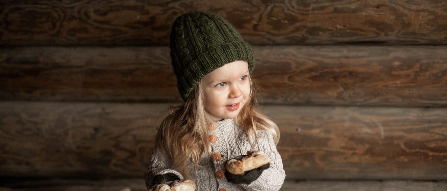 Jouluinen lapsikuvaus, Siru Danielsson Photography