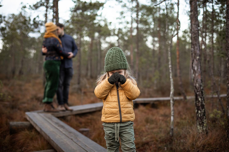 Perhekuvaus suomaisema, Siru Danielsson Photography