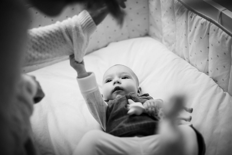 Vauvakuvaus 4kk kotona, Helsinki - Siru Danielsson Photography