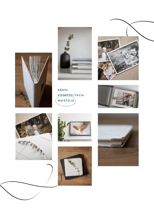 Valokuvaalbumit ja muut kuvatuotteet, Siru Danielsson Photography