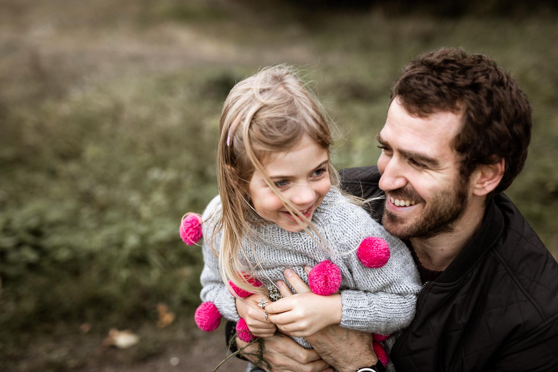 Lifestyle-perhekuvaus, Isä ja tytär, Siru Danielsson Photography, Helsinki