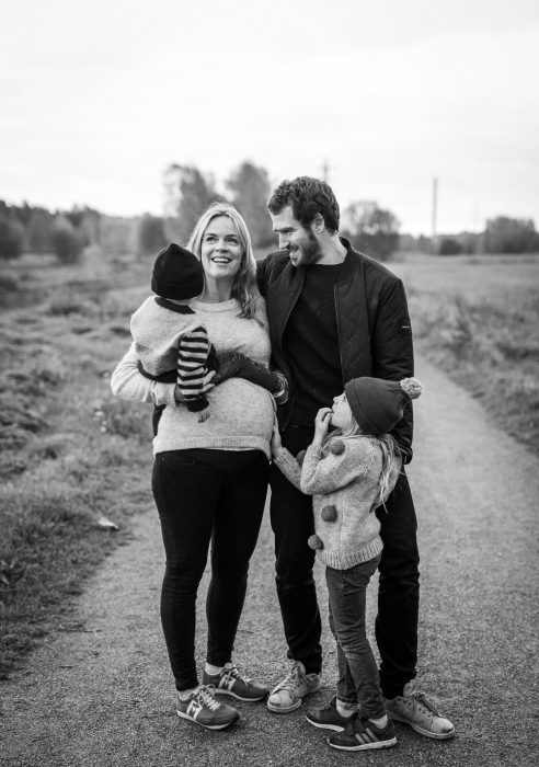 Perhekuvaus miljöössä, Siru Danielsson Photography - Helsinki